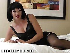 BDSM Femdom POV Spanking Bondage