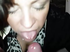 Amateur Blowjob French