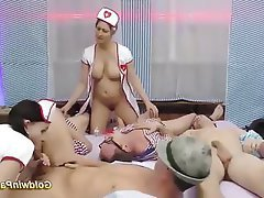 Group Sex Gangbang German Orgy Party