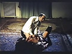 BDSM French Interracial Latex