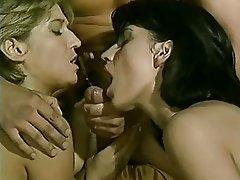 Italian Threesome Vintage