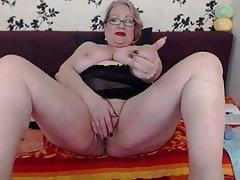 Amateur BBW Big Boobs Granny Mature