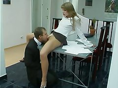 Anal Babe Russian Stockings
