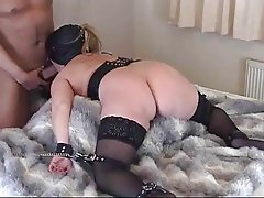 BDSM, Blowjob, Stockings