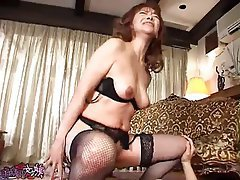 Asian Hardcore Japanese Old and Young Stockings
