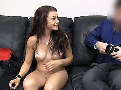 Amateur Blowjob Brunette Casting
