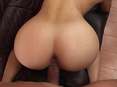 Brunette Fucking Hardcore Pornstar