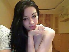 Amateur Babe Beauty Brunette