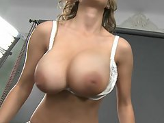 Babe Beauty Big Tits Blonde