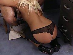 Babe Blonde Fucking Hardcore