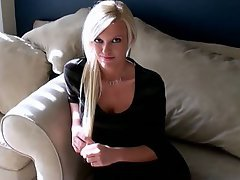 Amateur Babe Blonde Blowjob