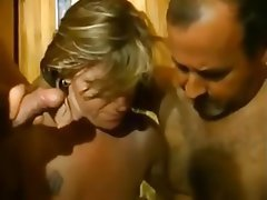 Amateur Bisexual Threesome