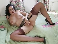 Masturbation Stockings