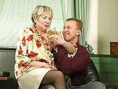 Granny Hairy Mature Old and Young Russian