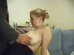 Amateur Big Boobs Blonde Mature