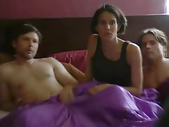 Double Penetration Group Sex Swinger Threesome