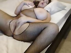 Amateur Big Boobs Masturbation