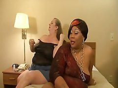 BBW Big Boobs Interracial Mature