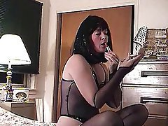 Amateur Blowjob Mature Stockings