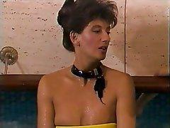 Blowjob Brunette Cumshot Hairy Vintage