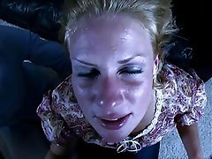 First Time Facial Porn