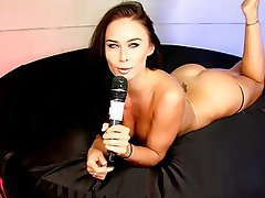 Babe Big Boobs British Brunette Webcam