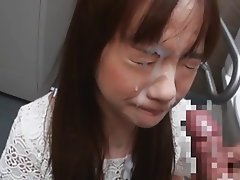 Asian Blowjob Cumshot Facial Japanese