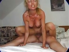 Anal Blonde Mature MILF