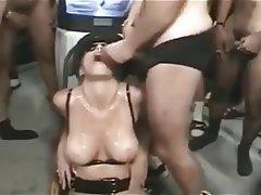 Bukkake Pornstar