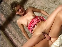 Pierced mature porn