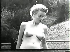 Big Boobs Lingerie Softcore Vintage