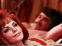 Hairy Lingerie MILF Redhead Vintage