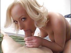 Anal Blonde Cumshot Hardcore POV
