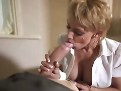 Blonde Blowjob Cumshot Facial