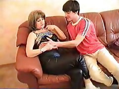 Granny MILF Mature Russian Old and Young