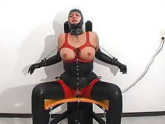 Anal BDSM Latex