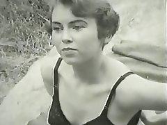 Lingerie MILF Softcore Vintage