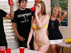 Redhead, Drunk, Cute, Fisting