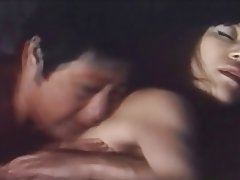 Asian Group Sex Double Penetration Threesome Softcore