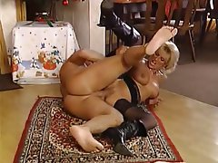 German Mature MILF Stockings