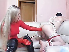 latex domina free massage porno