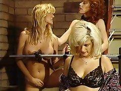 Blonde Cumshot Pornstar Threesome Vintage