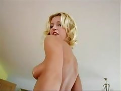 Blonde Blowjob Creampie Group Sex Threesome