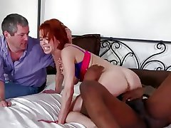 Big Boobs Cuckold Interracial MILF