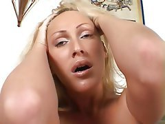 Anal Blonde Double Penetration Interracial MILF