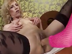 Granny Hardcore Lesbian