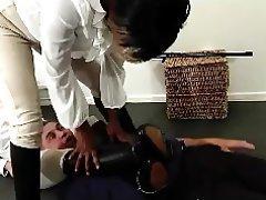 BDSM British Face Sitting Femdom