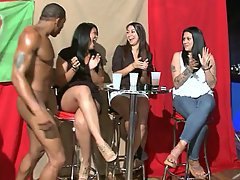 Blowjob CFNM Housewife Party