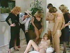Blonde Group Sex Hairy Vintage