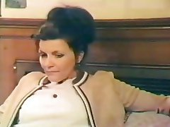 Blowjob Hairy MILF Stockings Vintage